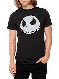the nightmare before skellington t shirt by