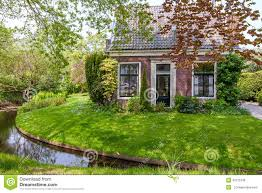 Giethoorn Holland Homes For Sale by Charming Little House In Netherlands Stock Photo Image 45125136