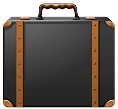 Suitcases Black And Brown Suitcase Png Clipart Image Gallery Yopriceville