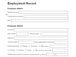 employee information format exol gbabogados co