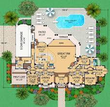 monster floor plans fresh 5 monster house plans mediterranean 1000 images about