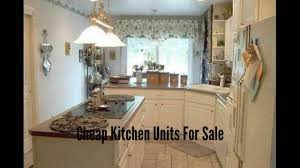 cheap kitchen units for sale cheap kitchen islands youtube