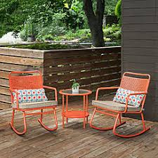outdoor bistro sets small balcony furniture kmart