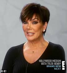 how to get a kris jenner haircut kris jenner clashes with kim kardashian over kanye west concerns