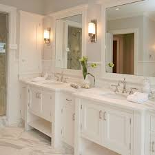 double vanity ideas transitional bathroom jennifer worts design
