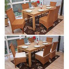 korbstühle esszimmer esszimmerstühle aus rattan ebay