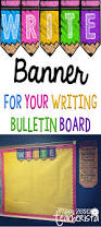 free write banner for your bulletin board works with all color