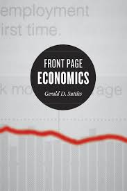 design of cover page for project front page economics suttles jacobs