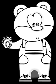 connect dots teddy bear painting coloring page coloring page