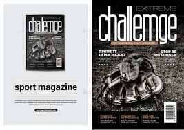 download desain majalah magazine template download archives ayuprint co id