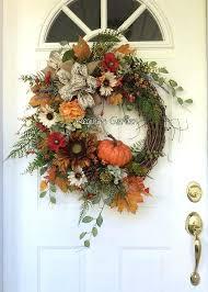 wreath for front door dried wreaths for front door sumoglove