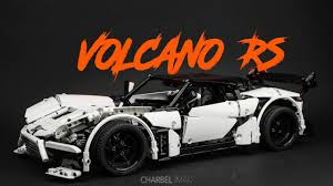 koenigsegg instructions volcano rs technic supercar w instructions youtube
