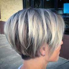short hairstylescuts for fine hair with back and front view 100 mind blowing short hairstyles for fine hair