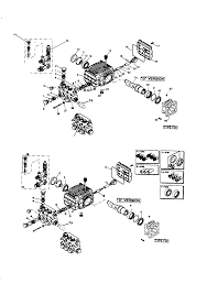 919 769020 craftsman 6 5 hp 2600 psi 2 7 gpm high pressure washer