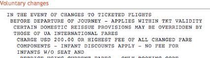 united airlines flight change fee united airlines ticket change fee rises to 200 300 and airline