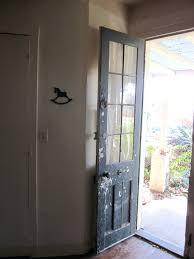 front door interior trim ideas color repainted black paint adding