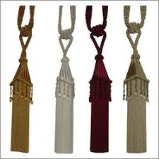 Large Drapery Tassels Tiebacks Tassels Curtain Tassels Curtain Tiebacks Draperies
