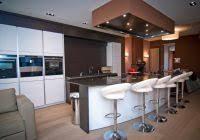 cuisine moderne avec ilot central cuisine gris et noir lovely cuisine blanc bois cuisine blanc laque