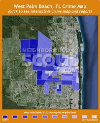 Palm Beach Florida Zip Code Map West Palm Beach Crime Rates And Statistics Neighborhoodscout