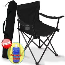 Amazon Beach Chair Amazon Com Folding Camping Chair Portable Carry Bag For Storage