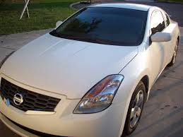 nissan altima coupe white altimakid08 2008 nissan altima specs photos modification info at