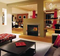 interior double sided gas fireplace insert home design ideas in