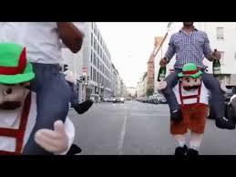 Piggyback Halloween Costume Drunken Bavarians Costumes