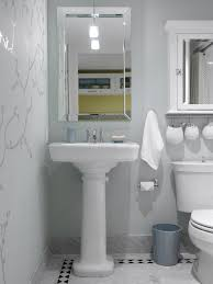 design ideas for small bathrooms plus square wall mounte clear