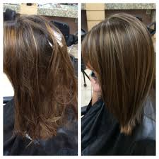 olaplex before and after highlights u0026 lowlights this