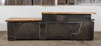 Gray Reception Desk The Stable Reception Desk U2014 Ganas