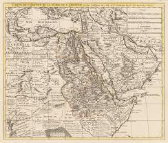 L Map Chicago by 1730 Carte De L U0027egypte De La Nubie De L U0027abissinie U0026c Par