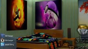 3d pokemon go themed bedroom youtube