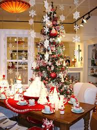 Christmas Decoration For Chandelier by Anyone Can Decorate Christmas Dining Table Decorating Ideas