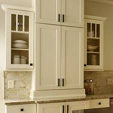 Kitchen With Glass Cabinet Doors Glass Kitchen Cabinet Doors Open Frame Cabinets