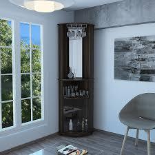 Small Corner Bar Cabinet 25 Perfectly Small Corner Cabinet Ideas For 2018 Kitchen Tv