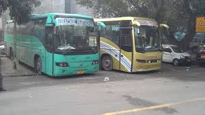 volvo transport himachal road transport has 100 volvo buses