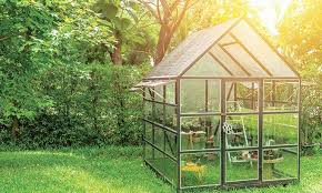 Greenhouses For Backyard Backyard Greenhouses Get Fresh Vegetables Year Round