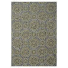 yellow area rugs target