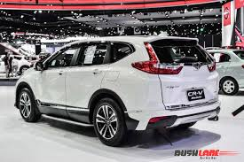 new honda cr v with 1 6l diesel engine india launch in 2018