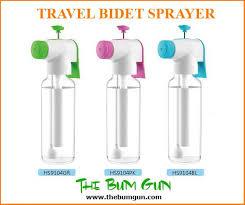 Hygienna Solo Portable Bidet The Bum Gun Bidet Sprayer Company Is Excited To Introduce A Brand