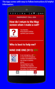 emergency call usa 9 1 1 911 android apps on play