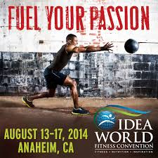 2014 idea world fitness convention