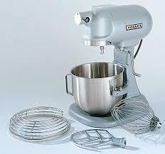 malaxeur de cuisine batteur mélangeur 5 litres n50 matériel de cuisine professionnel