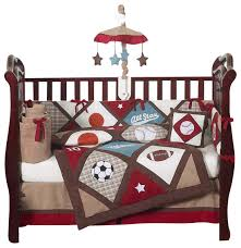 Sports Theme Crib Bedding Sports Themed Bedding Sets For Your Baby Decorate 4 Baby