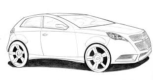 chevrolet car sketch by nikita144 on deviantart