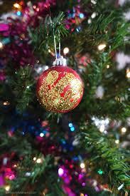keepsake handprint ornaments