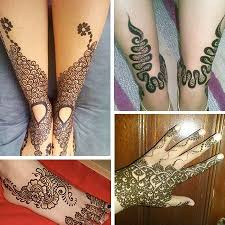 which is the most amazing design of mehndi heena you have ever