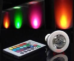 led color changing lights with led light bulb remote dudeiwantthat