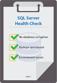 sql server health check report template sql server health check path solutions sql experts