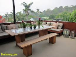 contemporary outdoor dining furniture cool modern furniture